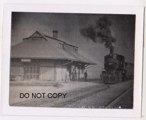 Lehigh Valley Railroad Station, Phelps NY (Photo)