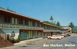 ME - Bar Harbor. Frenchman's Bay Motel