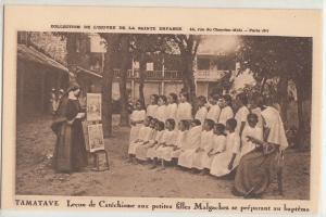 African colonial mission Madagascar missionary school malagasy ethnic girls