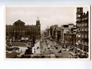 206518 Northern Ireland BELFAST Donegall square Vintage photo