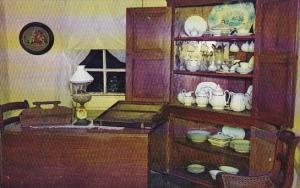 The Dining Room In Mark Twain's Boyhood Home Hannibal Missouri