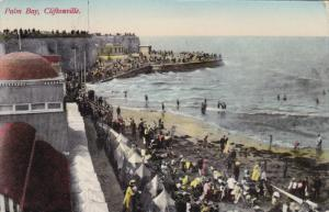 CLIFTONVILLE, Kent, England, PU-1913; Palm Bay