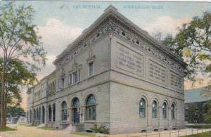 Massachusetts Springfield Art Museum 1908