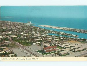 Pre-1980 BLIND PASS St. Petersburg Beach Florida FL W5860