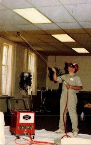 Advertising Central Florida Ceiling Clean Deland Florida 1993