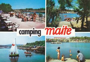 Spain L'Escala Costa Brava Camping Maite