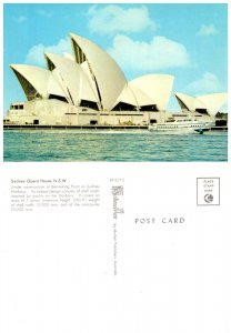 AUSTRALIA Postcard Sydney Opera House N.S.W. (A14)
