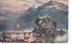 Tucks Colleen Bawn Rock Killarney 1914