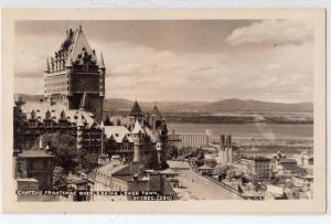 RPPC, Chateau Frontenac, Quebec