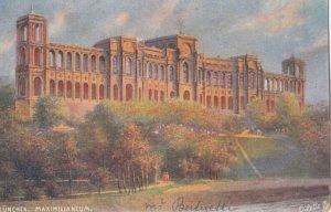 MUNCHEN , Maximilaneum , 1900-10S ; TUCK 169 B