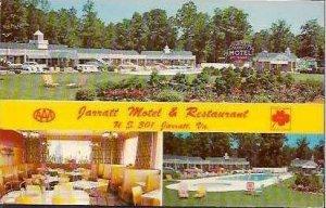 VA Jarratt Motel & Restaurant