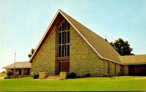 Ohio Marysville Our Lady Of Lourdes Catholic Church and Parish Hall