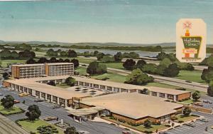 EAST SPRINGFIELD , Illinois, 1940-60s; Holiday Inn