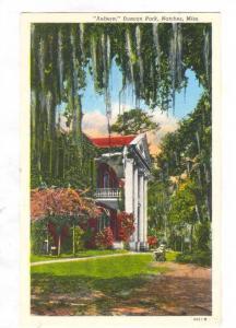 Auburn, Duncan Park, Natchez, Mississippi, 1910-1920s