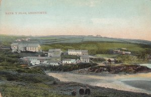 Aberporth , Ceredigion, Wales, UK , 00-10s ; Bank Y PLAS