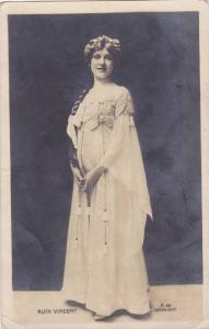 RP: Actress Ruth Vincent , PU-1905