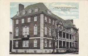 READING , Pennsylvania , 00-10s ; Home of the Wyomissing Club, N. E. Cor. Fifth