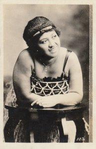 RP: A Native Woman ,  Hawaii , 1900-10s #2