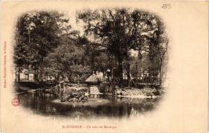CPA Saint Etienne. Un coin de Marengo. (664981)