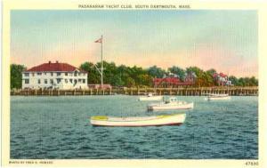 Padanaram Yacht Club, South Dartmouth, Massachusetts, MA, Linen