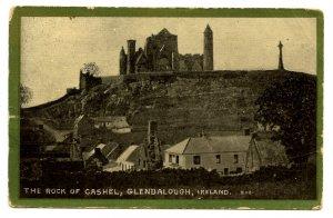 UK - Ireland, Glendalough. The Rock of Cashel