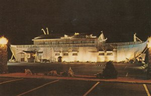ST CHARLES , Missouri, 1950-60s ; Noah's Ark Restaurant