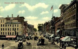 Main St. Bangor ME 1911