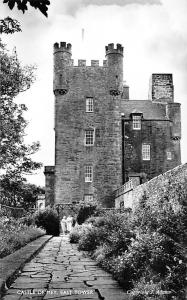 Scotland Caithness (Barrogill) Castle of Mey, East Tower, real photograph