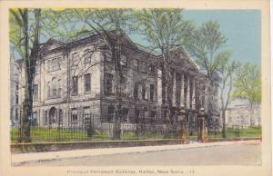 Provincial Parliament Buildings, Halifax, Nova Scotia, Canada, 10-20s