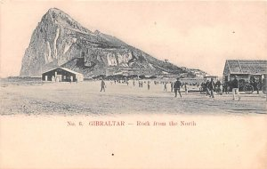 Rock from the North Gibraltar Unused