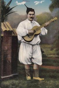 Native Man , MADEIRA , Portugal , 00-10s