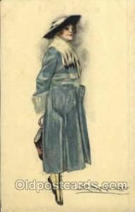 Mauzan Postcard Post Card 80-3 writing on back