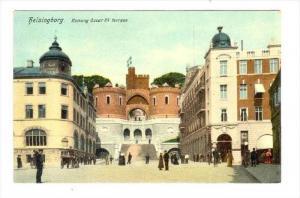 Helsingborg , Konung Oscar IIs terrass, Sweden, 00-10s