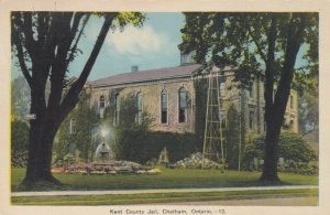 CHATHAM , Ontario , Canada , 1930s ; Kent County Jail