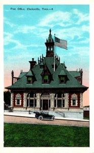 Tennessee Clarksville Post Office