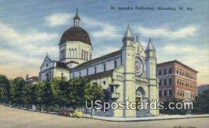 St Joseph's Cathedral - Wheeling, West Virginia