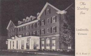 Vermont Lyndonville The Darling Inn Albertype