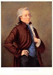 Wolfgang Mozart -
