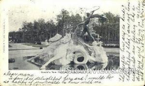 Glouds New Fountain Lakewood NJ 1906