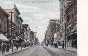 WHEELING , West Virginia, 1901-07, Market Street