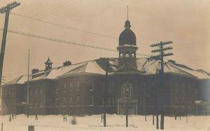 RP: BOYNE CITY , Michigan , 1910 ; High School