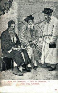 Israel Jews From Jerusalem 03.35