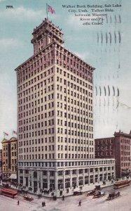 Walker Bank Building , SALT LAKE CITY , Utah ; PU-1913