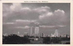 Oklahoma Oklahoma City Skyline Of Oklahoma City
