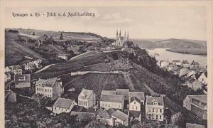 Blick n. d. Apollinarisberg, Remagen Und Rheintal, Rhineland-Palatinate, Germ...