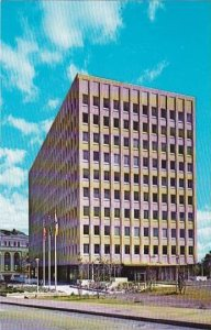 New York Utica Oneida County Office Building