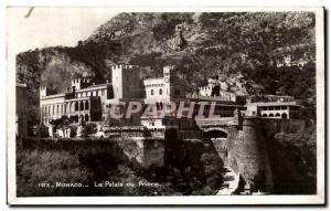 Old Postcard Monaco The Prince's Palace