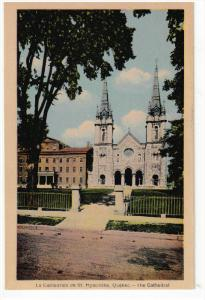 ST. HYACINTHE, Quebec, Canada, 1900-1910's; The Cathedral