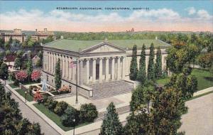 Ohio Youngstown Stambaugh Auditorium