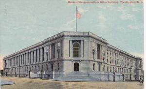 House of Representatives Office Building - Washington, DC - pm 1911 - DB